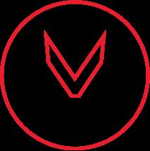 VM web design logo